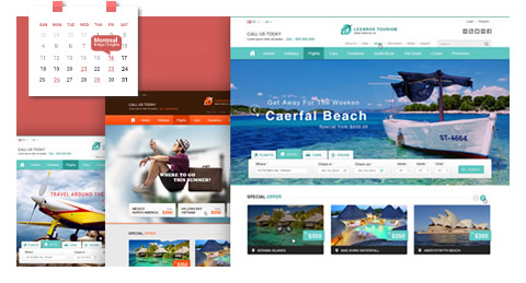 travel booking o my travel